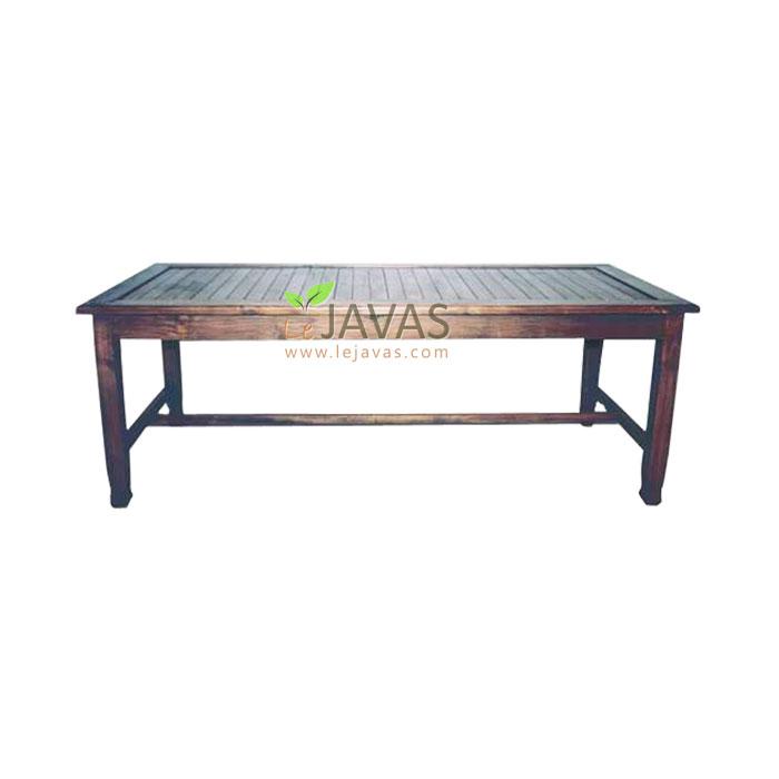 Teak Indoor Dining Table Gambangan - Teak Dining Table For Wholesale